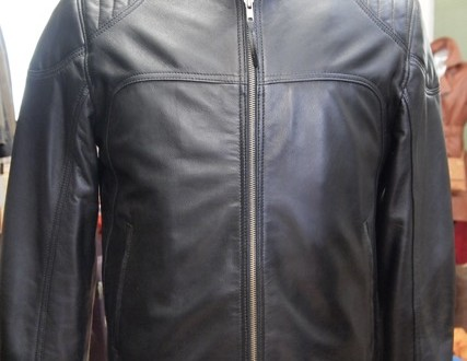 Joloni 'Roberto' Leather Jacket