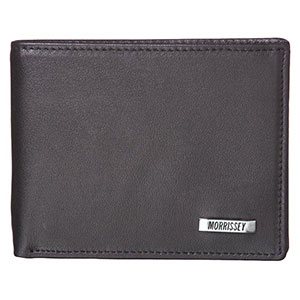 Morrissey Italian Leather Men's Wallet MO10096