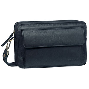Pierre Cardin Soft Italian Leather Organiser Bag – Wristlet PC8865