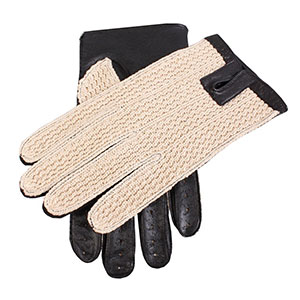 Dents Lancaster Men's Leather Driving Gloves 5-1050