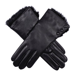 Dents Women's Leather Gloves 7-2334 Sophia
