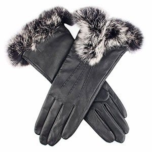 Dent Women's Leather Gloves 7-2393