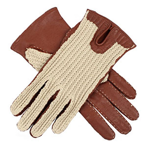 Dents women's leather driving gloves Style 7-3000 Kelly