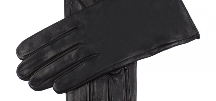 Dents 'James Bond Skyfall' Leather Gloves