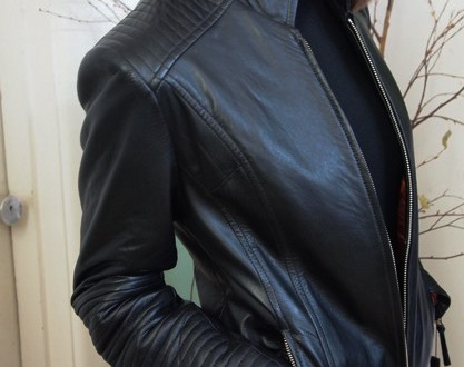 Joloni 'Marta' 11 Ladies Leather Jacket