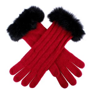 Dents Winter knit Collection 'Cable Knit Gloves' Style 6-4224