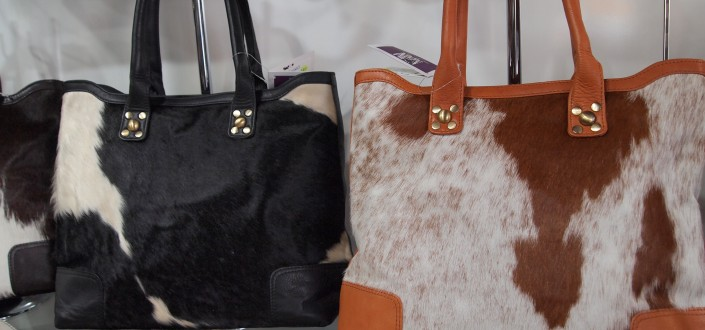 Cowhide leather Bags Design Edge Brussels