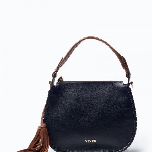 Viver handbags style 95493 two tone