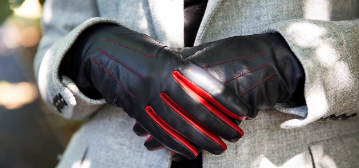 Dents women's leather glove Style 7-2443