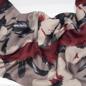Dents Floral Scarf style 4-2823