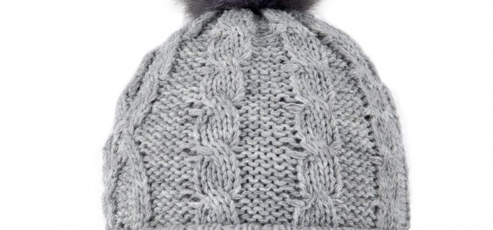 Cable knit Hat Style 3-3284