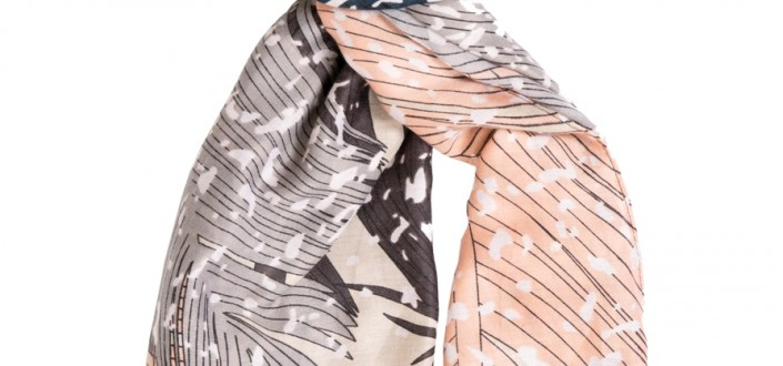 Dents light weight scarves